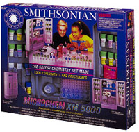 Smithsonian Chemistry Set